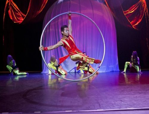 Circus Star: Fata Morgna Cirque-Style Extravaganze Comes to Beau Rivage June 26 – August 19